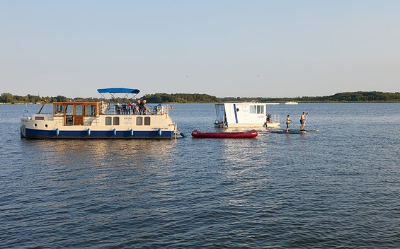 Kuhnle-Tours GmbH - Hausbootvermietung (Rechlin)