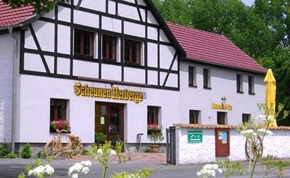 Scheunenherberge Neu Lübbenau