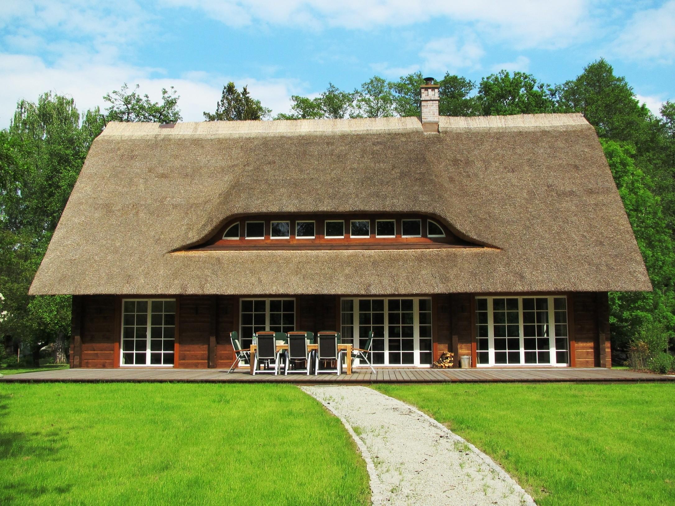 Faszinierend Russisches Holzhaus Ideen Von Auußenansicht Terrasse