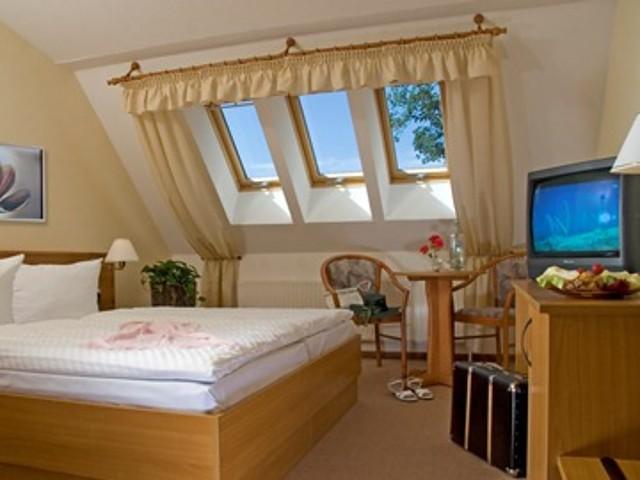Landhotel Felchow Doppelzimmer OG