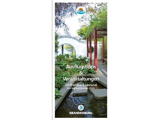 Veranstaltungskalender und Ausflugstipps 3. Quartal 2020 Dahme-Seenland