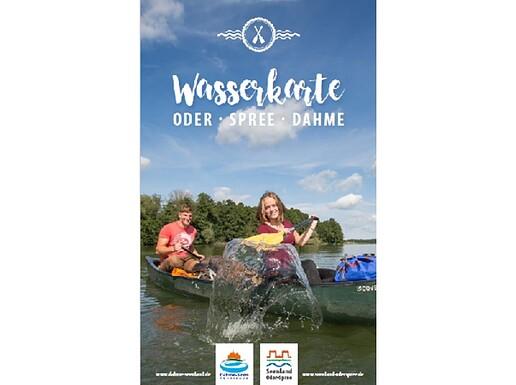 Wasserwanderkarte SOS DSL 2020