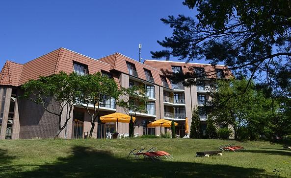 Aussenansicht Spreewald Parkhotel