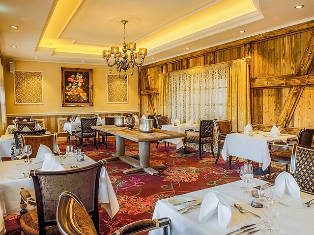 Hotelrestaurant Sandak