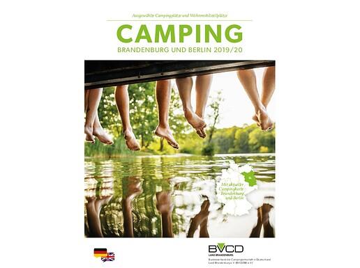 Campingführer Brandenburg und Berlin