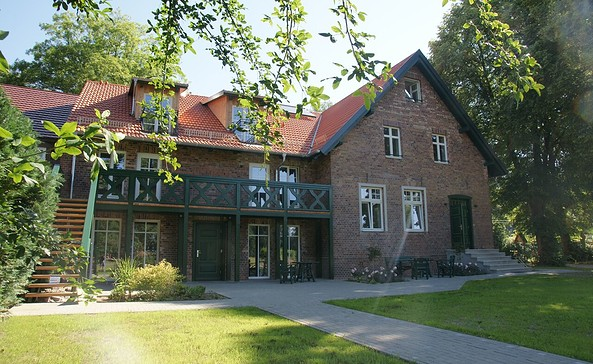 """Grüner Wald"" Spreewald-Apartments"