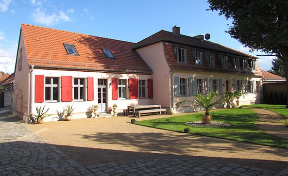 Außenansicht Ferienhaus Graf Heinze