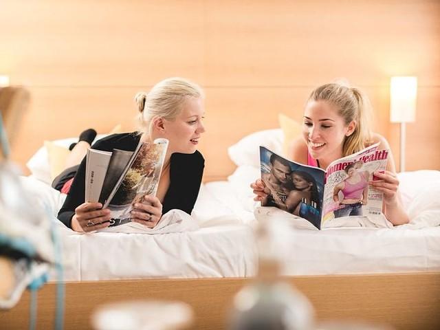 Relaxen im Hotel Esplanade