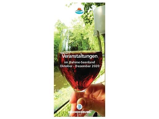 Veranstaltungskalender Dahme-Seenland 4_Quartal 2020