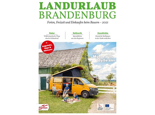 Landurlaub Brandenburg 2021