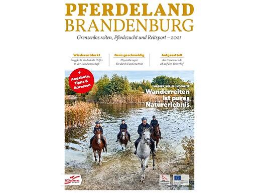 Pferdeland Brandenburg 2021