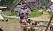 Historisches Handwerker- und Kriegerwochenende