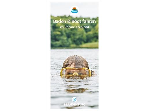 Baden und Bootfahren im Dahme-Seenland 2021