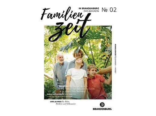 Familienzeit - Das Magazin No. 02