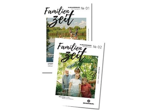 Familienzeit - Das Magazin No. 01 und  02