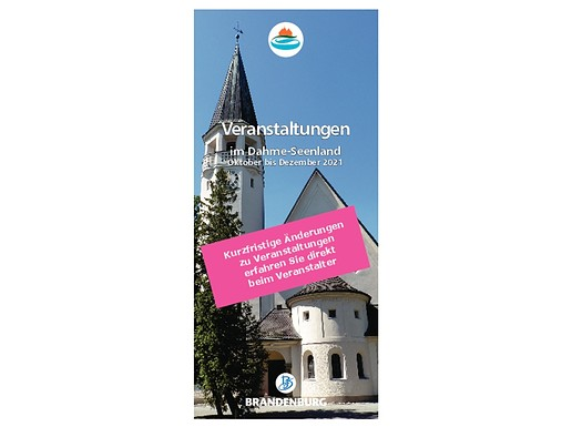 Veranstaltungskalender Dahme-Seenland_4_Quartal 2021