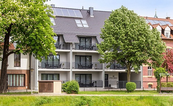 Spreehaus - Apartments